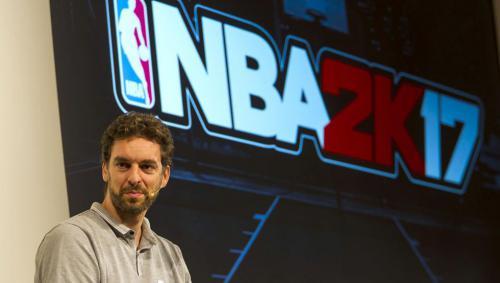Evento NBA2K17