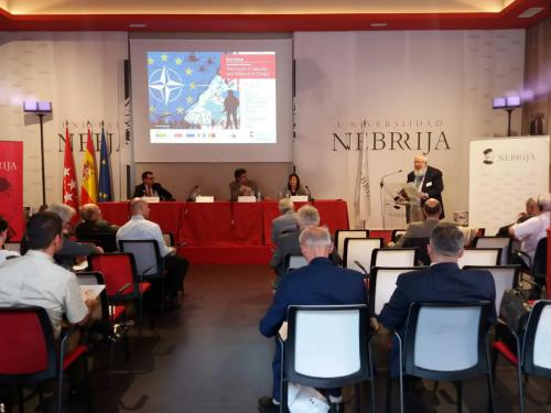 Evento Nebrija